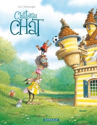 Château chat / Loïc Jouannigot | JOUANNIGOT, loïc. Auteur