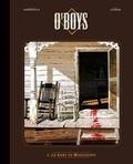 Philippe Thirault et Steve Cuzor - O'Boys Tome 1 : Le sang du Mississippi - Edition luxe noir & blanc.