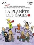 Charles Pépin et  Jul - La planète des sages - Tome 2.