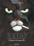 Juan Diaz Canales et Juanjo Guarnido - Blacksad - L'histoire des aquarelles.