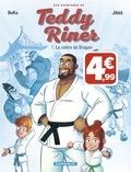 BeKa et  Jikkô - Les aventures de Teddy Riner Tome 1 : La colère du dragon.