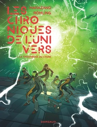Richard Marazano et Ingo Römling - Les Chroniques de l'univers Tome 1 : La thrombose du cygne.