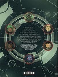 Les Chroniques de l'univers Tome 1 La thrombose du cygne
