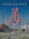 Fred Duval et  Emem - Renaissance Tome 3 : Permafrost.