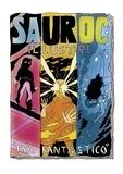 Erwann Surcouf - Les Sauroctones - Tome 1 - Sauroctones.