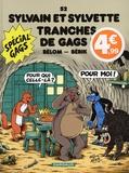 Bélom et  Bérik - Sylvain et Sylvette Tome 52 : Tranches de gags !.
