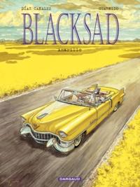 Juan Díaz Canales et Juanjo Guarnido - Blacksad Tome 5 : Amarillo.