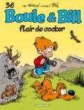 Verron et Jean Roba - Boule & Bill Tome 36 : Flair de cocker.