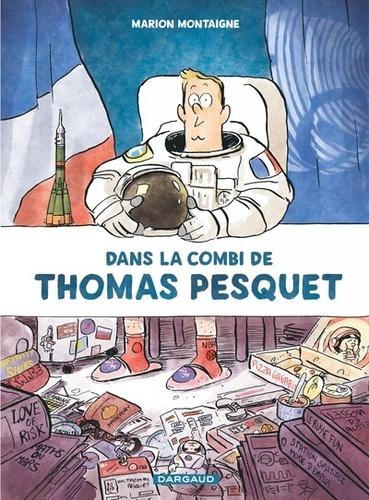 Marion Montaigne - Dans la combi de Thomas Pesquet.