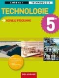 Jean Cliquet - Technologie 5e. 1 Cédérom