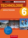 Jean Cliquet et Jean-Michel Baron - Technologie 6e - Nouveau programme. 1 Cédérom