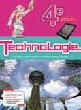 Jean-Michel Baron et Jean Cliquet - Technologie 4e Cycle 4 - Bimanuel.