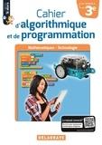 Dominique Sauzeau - Cahier d'algorithmique et de programmation 3e.