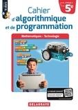 Dominique Sauzeau - Cahier d'algorithmique et de programmation 5e.