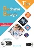 Isabelle Bouvier et Pauline Gardès - Biochimie, biologie, 1re STL - Manuel élève.