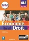 Olivier Januel et Lucas Sanz Ramos - Economie Droit CAP EVS-ECMS.