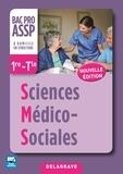 Michèle Dijeaux - Sciences médico-sociales 1re-Tle Bac Pro ASSP.