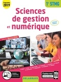 Farid Abdat et Andrée Ali - Sciences de gestion et numérique 1re STMG.