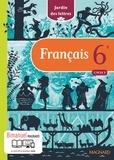 Evelyne Ballanfat - Français 6e Cycle 3 Jardin des lettres.