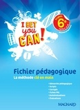 Michelle Jaillet - Anglais 6e I bet you can ! - Fichier pédagogique.