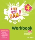 Michelle Jaillet - Anglais 4e cycle 4 A2>B1 I bet you can! - Workbook.