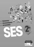 Isabelle Waquet - Sciences économiques et sociales 2de - Livre du professeur.