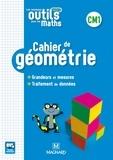 Sylvie Carle et Sylvie Ginet - Les nouveaux outils pour les maths CM1 - Cahier de géométrie.