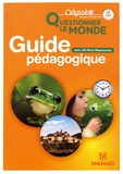Christophe Meunier et Valérie Carnoy - Questionner le monde CP-CE1 cycle 2 Odysséo - Guide pédagogique. 1 Cédérom