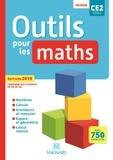 Marie-Laure Frey-Tournier et Françoise Reale-Bruyat - Outils pour les maths CE2 cycle 2 - Fichier.