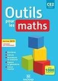 Marie-Laure Frey-Tournier et Françoise Reale-Bruyat - Outils pour les maths CE2 cycle 2.