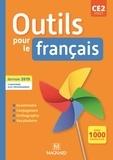 Sylvie Aminta et Alice Helbling - Outils pour le français CE2 cycle 2.