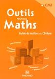 Isabelle Petit-Jean et Marion Rousseau - Outils pour les Maths CM1 - Guide du maître. 1 Cédérom