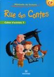 Liliane Baron et Angélique Condominas - Méthode de lecture CP Cycle 2 - Cahier d'activités 1.