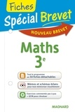 Stéphane Renouf - Maths 3e.