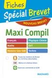 Sylvie Coly - Fiches spécial brevet - Maxi compil.