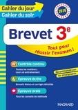 Florence Randanne et Bruno Benitah - Brevet 3e.