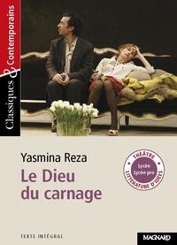 Yasmina Reza - Le Dieu du carnage.