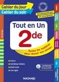 Fabrice Fortain dit Fortin et Christian Mariaud - Tout en un 2de - Toutes les matières pour réussir son année !.