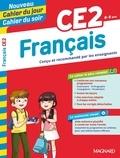 Georges Caussignac et Bernard Séménadisse - Cahier du jour/Cahier du soir Français CE2 + mémento.