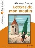 Alphonse Daudet et Laurence Sudret - Lettres de mon moulin.