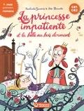 La princesse impatiente et la belle au bois dormant / Nathalie Somers | Somers, Nathalie. Auteur