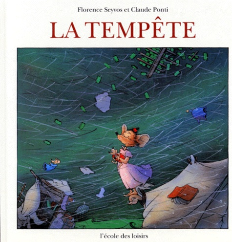 La Tempête / Florence SEYVOS | SEYVOS, Florence