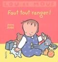 Jeanne Ashbé - Lou et Mouf  : Faut tout ranger !.