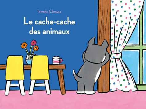 Le cache-cache des animaux / Tomoko Ohmura | Ōmura, Tomoko. Auteur