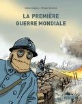 La Première guerre mondiale / illustrations de Fabian Grégoire | Grégoire, Fabian (1975-....). Illustrateur