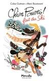 Colas Gutman et Marc Boutavant - Chien Pourri !  : Chien Pourri fait du ski.