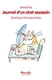 Anne Fine et Véronique Deiss - Le chat assassin  : Journal d'un chat assassin.