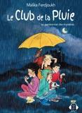 Marie-Aude Murail - Le club de la pluie au pensionnat des mystères. 1 CD audio