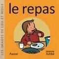 Jeanne Ashbé - Les images de Lou et Mouf  : Le repas.