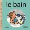 Jeanne Ashbé - Les images de Lou et Mouf  : Le bain.